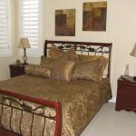 Lake Travis Lookout II - 2nd Bedroom with Queen