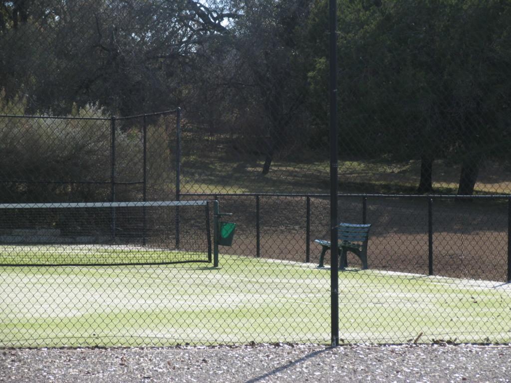 Tennis Courts Ridge Harbour
