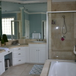 Lake Austin Vacation Master Bath