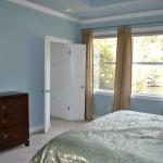 Lake Austin Vacation Master Bedroom