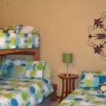 Beds in Guest House