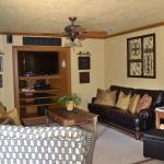 Lake Travis Paradise Living Area