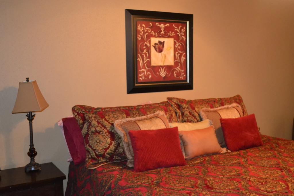 Lake Travis Paradise - Master with King Bed