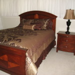 2nd Bedroom with Queen - Lake Travis Vacation
