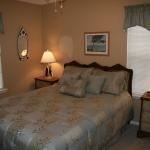Lake Travis Getaway - Bedroom 2 with Queen Bed