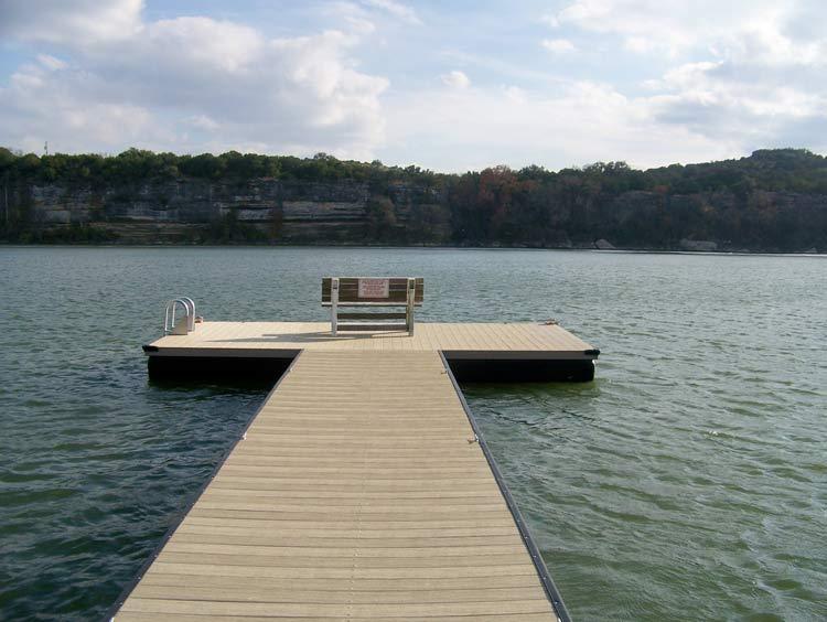 Lake Travis Getaway Boat/Day Dock