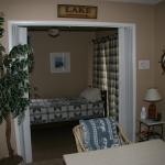 Lake Travis Getaway - Entry into 3rd Bedroom