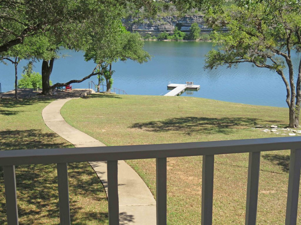 Lake Travis Getaway Lake View