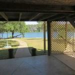 Lake Travis Getaway Lower Gathering Area