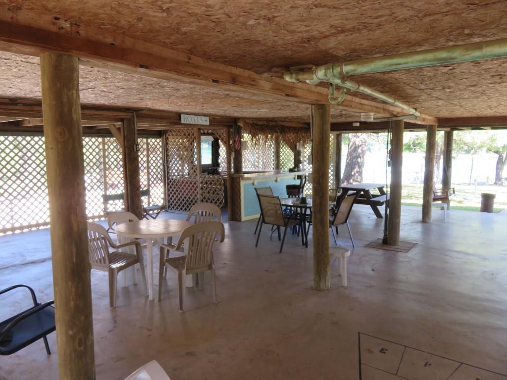 Lake Travis Getaway Under House Sitting Area