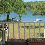 Lake Travis Getaway View from Porch