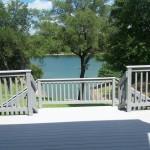 Lake Travis Vacation - Back Porch View