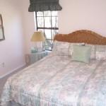 Lake Travis Getaway Master Bedroom with King